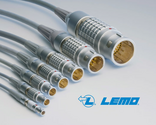 Standard Self-Latching Multipole Connectors with Alignment Key