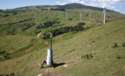 Custom positioning solution for wind speed measurement system