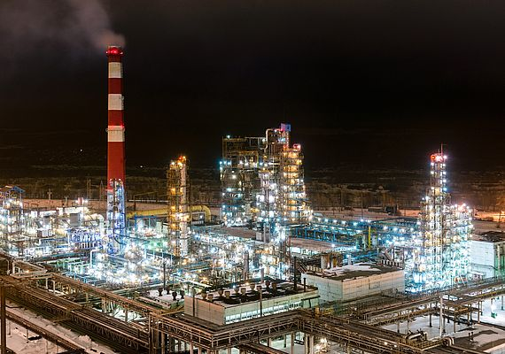 Bashneft Oil Refining Complex Improved Overall Plant Operational Efficiency
