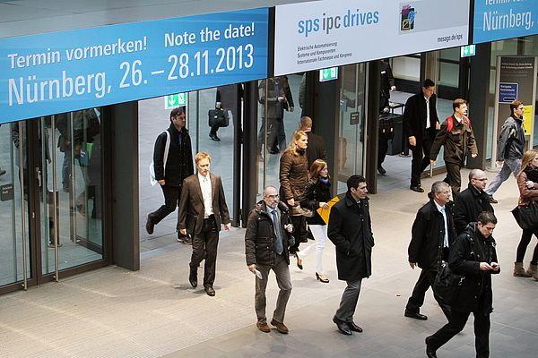 Get Your Free Ticket for SPS IPC Drives 2013