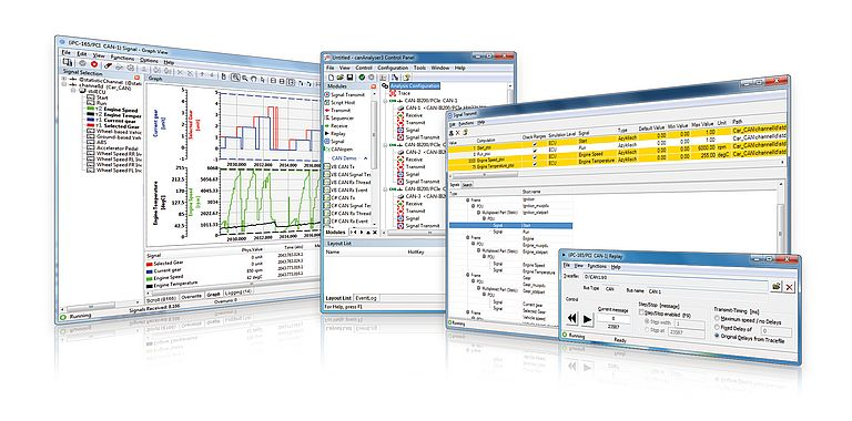CAN Networks Analyser