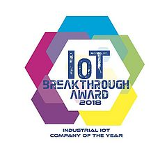 Emerson is Recognized as 'Industrial IoT Company of the Year' for the Second Time