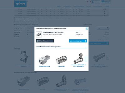 Mbo Osswald Launches Its New Webshop