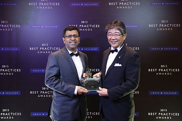 Mitsubishi Electric's e-F@ctory Concept Awarded by Frost & Sullivan During its Best Practice Awards