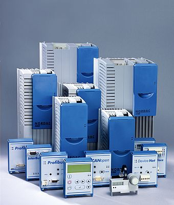 Control Cabinet Inverters