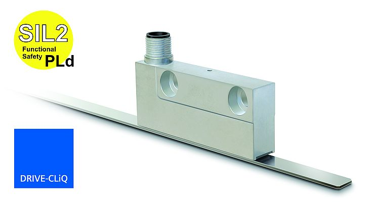 Open Linear Encoder System To Increase Safety