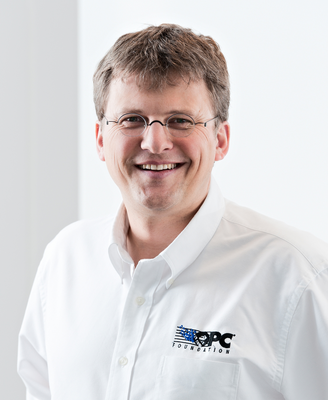 Stefan Hoppe, Global Vice President OPC Foundation