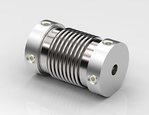 Cost-Effective Metal Bellows Coupling