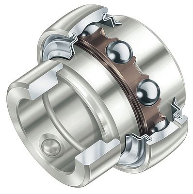 Ball Bearings & Housings