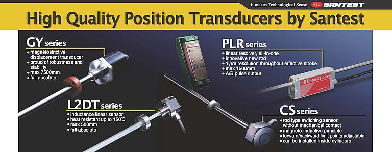Position Transducers