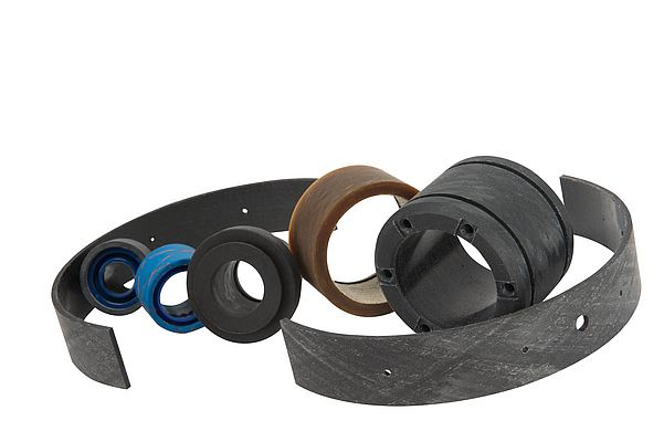 Custom-Engineered Composite Bearings