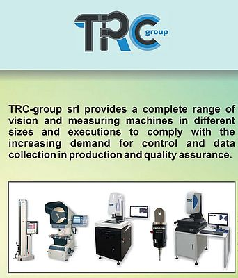 Vision and Measuring Machines in Different Sizes