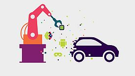Automotive Industry to Invest More in Smart Factories