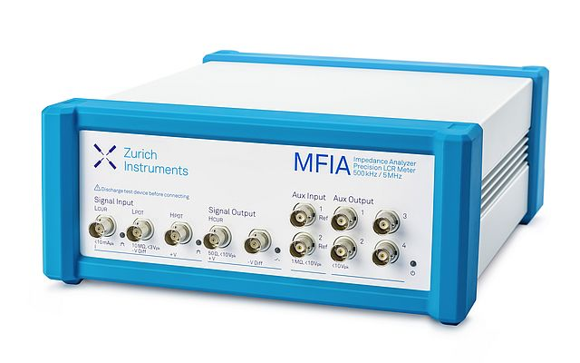 Impedance Analyzer & LCR Meter for Mid-frequency Testing