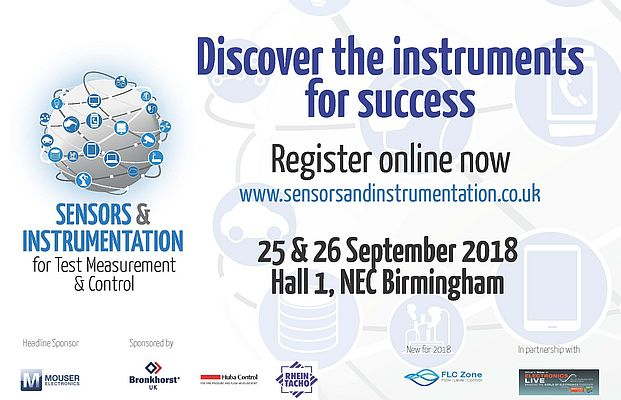 SENSORS & INSTRUMENTATION for Test Measurement & Control
