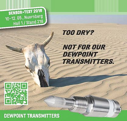 Dewopoint Transmitters