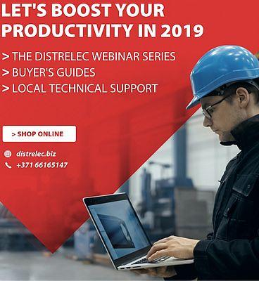 Distrelec Webinar Series