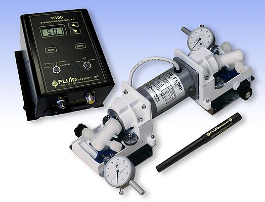 Variable Speed Metering System