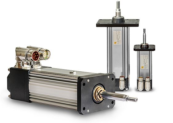 High-Performance Electric Actuator
