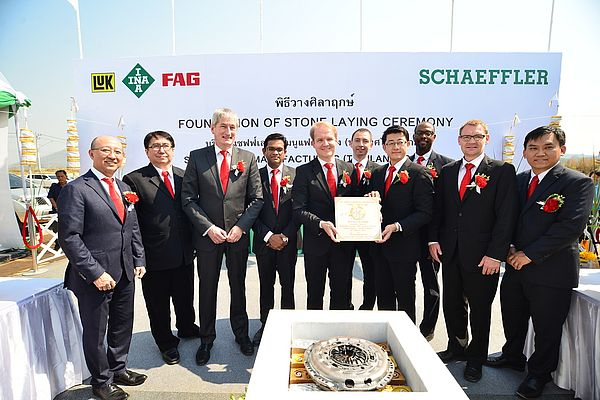 Schaeffler Further Expands Manufacturing Footprint in Asia/Pacific