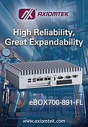 Industrial Computers with high reliability and great expandability