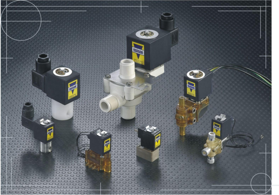 Total Isolation Solenoid Valves