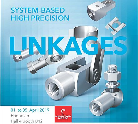 High-precision Linkages