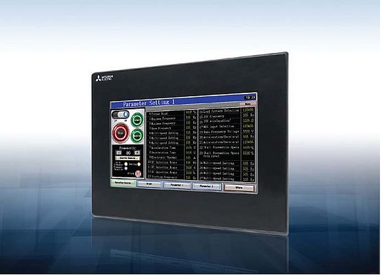 Entry-level GS Series HMI