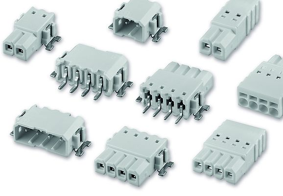Connectors for LED Applications