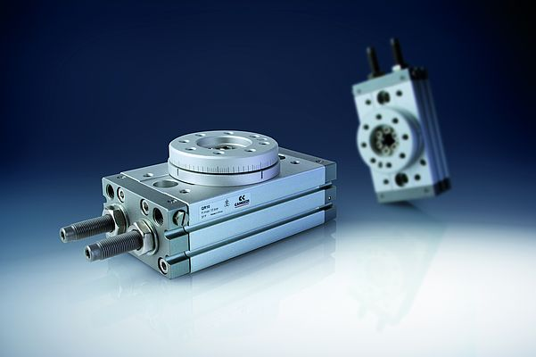 Series QR Rotary Actuator