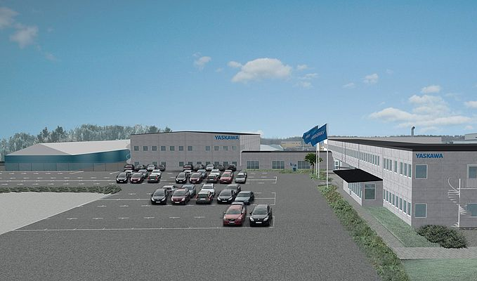 Yaskawa Continues Its Expansion and Investment in Europe
