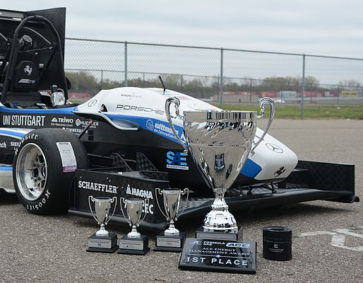 ACE Energy Management Award Honors Racing Students from the