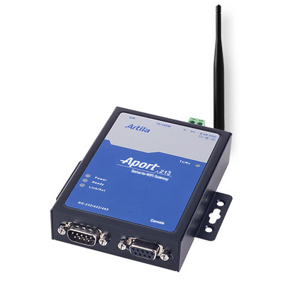 Serial-to-Wifi Gateway