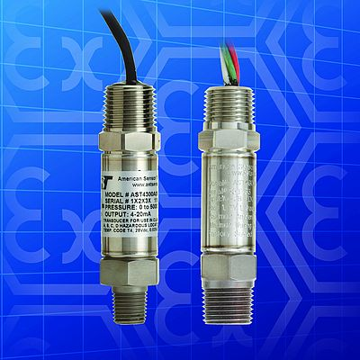 Explosion Proof Pressure Transmitters
