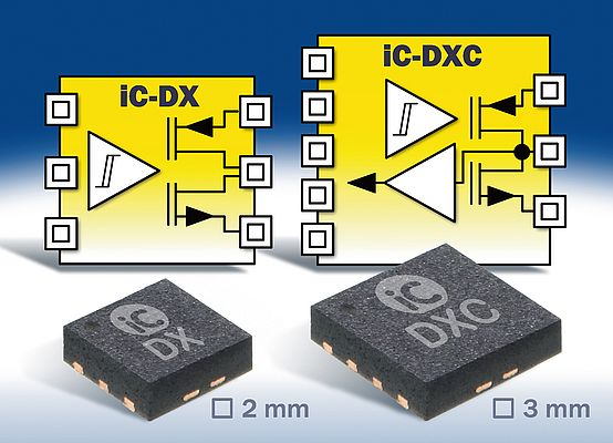 Digital Sensor Output Driver