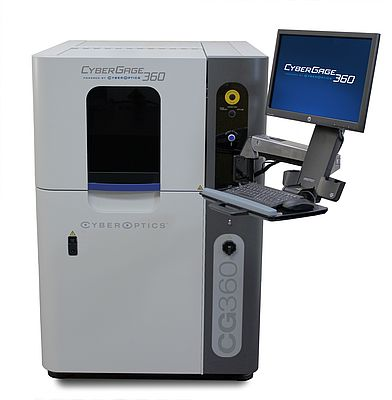 Laser Design Launches Automated CyberGage360 3D Scanning Inspection System at Control Show