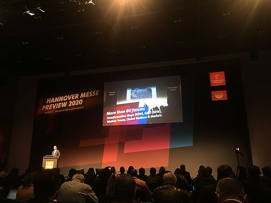 The Heart of Innovation Beats at Hannover Messe 2020