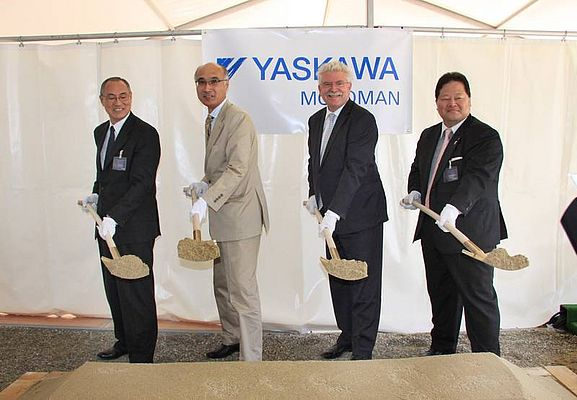 Yaskawa strengthens its European base
