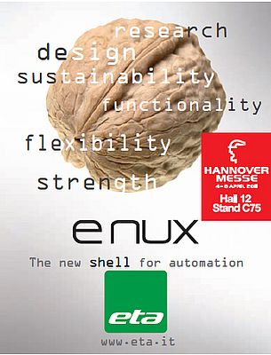 enux, shell for automation