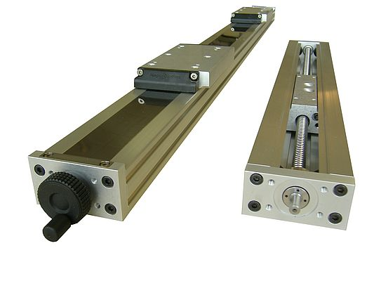 Linear motion provides