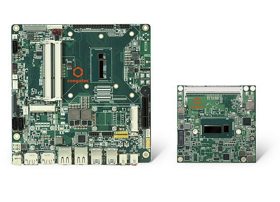 COM Express and Thin Mini-ITX