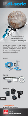 Products for industrial automation