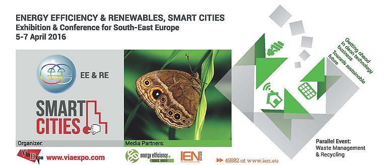Energy Efficiency & Renewables, Smart Cities
