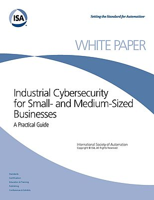 Industrial Cybersecurity for Small- and Medium-Sized Businesses