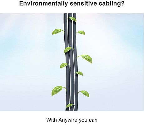 Environmentally sensitive cabling
