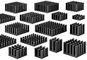 Heatsinks for Ball Grid Array Casing
