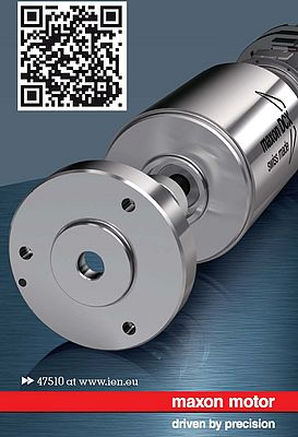 Maxon ECX: A BLDC Motor in the Fast Line