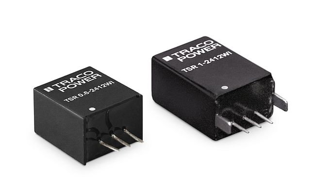 TSR-WI Series - New 0.6 and 1A POL converters