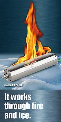 maxon EC 22 HD brushless dc drive