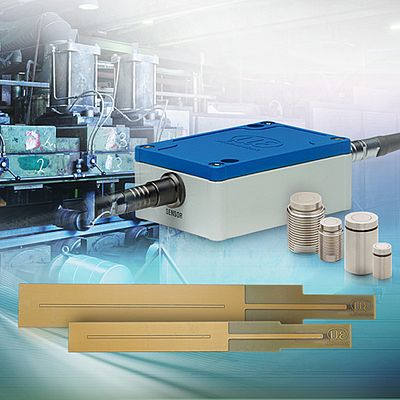 Capacitive Displacement Measuring System for Industrial Applications